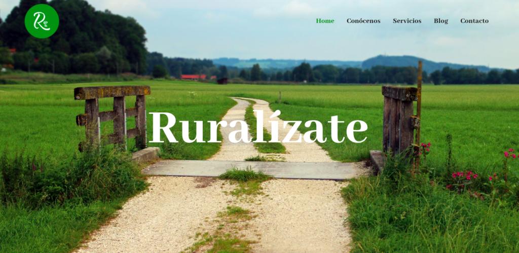 ruralizate